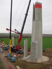 Enfo Energie GmbH, Windpotenzialfläche, Windenergie